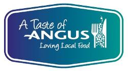 Taste of Angus food charter logo
